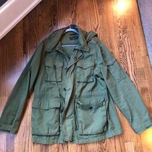 J Crew Field mechanic jacket